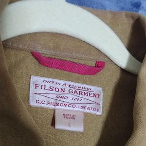Filson light jacket